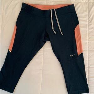 Nike Capri workout pant